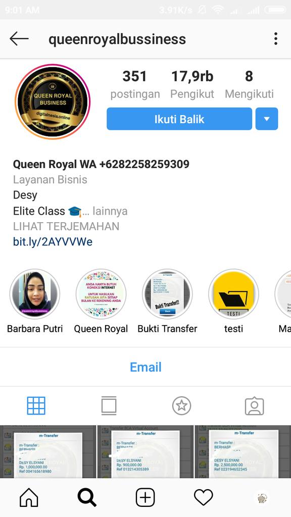 Bisnis Digital Indonesia Bisnis Digitalnesia Penipuan