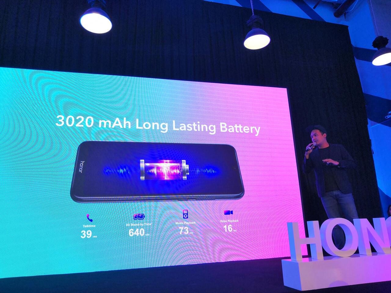 Honor 8A Tawarkan Speaker Menggelegar dengan Harga Rp 1,6 Jutaan