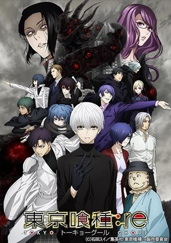 [Review] Tokyo Ghoul 2nd Season