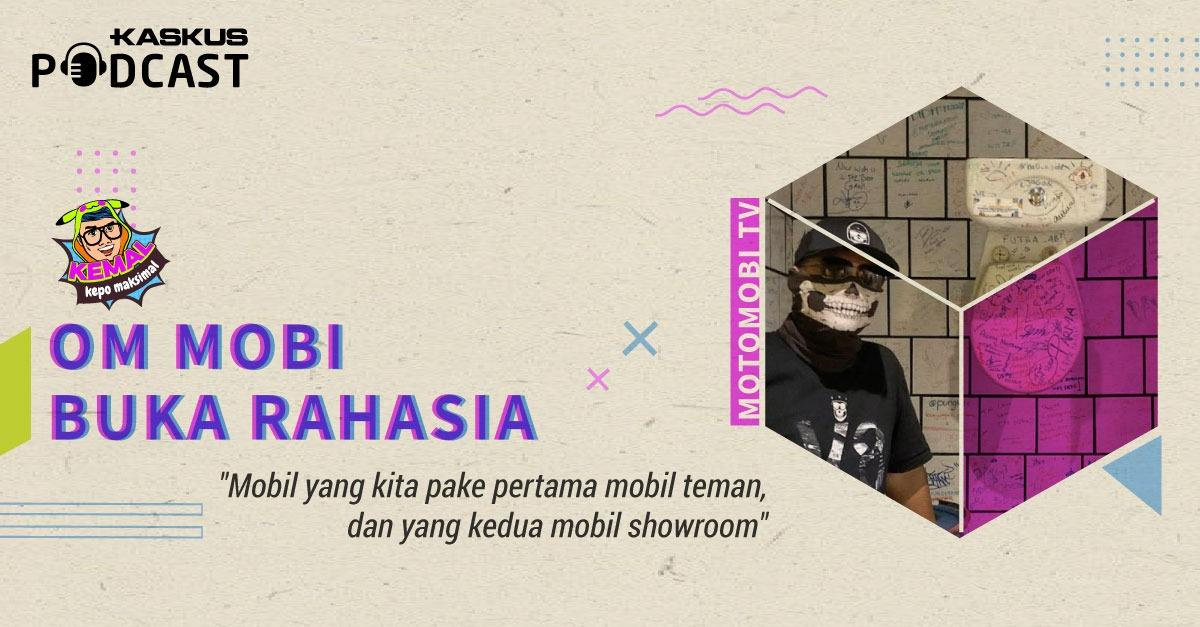 Om Mobi Buka Rahasia!