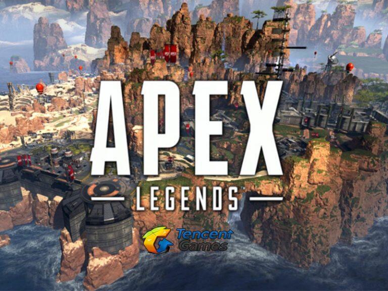 Tencent Berencana Bawa Game Apex Legends Untuk Masuk ke Cina