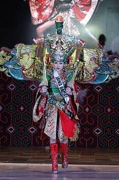 Intip Keunikan Busana Puteri Indonesia 2019 yang Terinspirasi dari Daerah Asalnya!