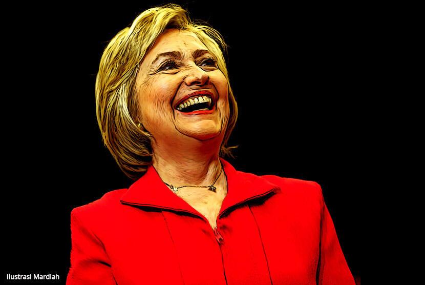 Hillary Clinton tidak Maju Pemilihan Presiden AS 2020
