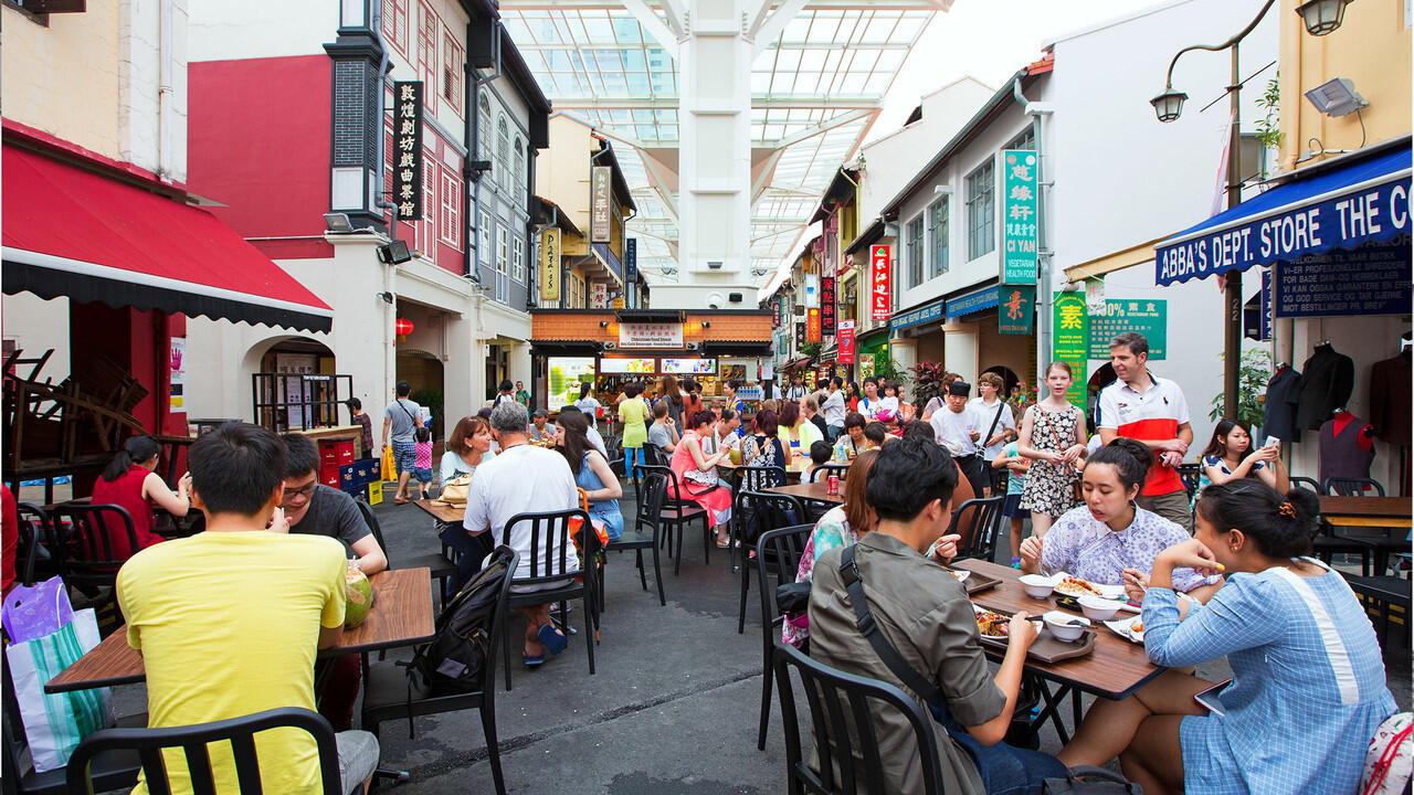 Saatnya Impian Jadi Nyata, Ngetrip Ke Singapura Gak Pake Mahal