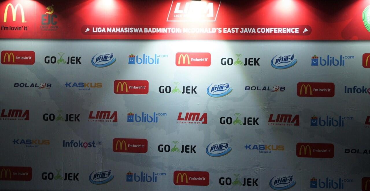 LIMA NONGAME OFFICIALS: LIMA BADMINTON: McDonald's East Java Conference Season 7