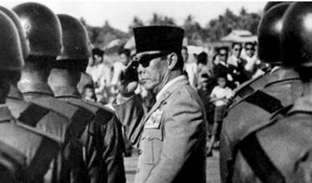 Mengenal Terate, Pasukan Pelindung Soekarno Yang Anggotanya Para Maling