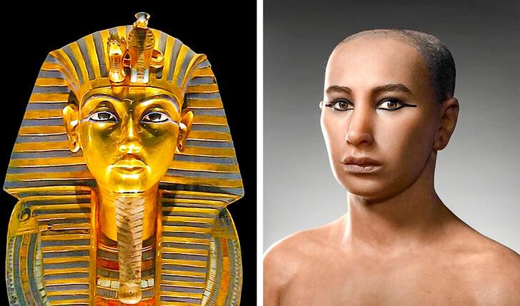 Begini Rupa Manusia Sejak Zaman Purba Yang Disusun Kembali Dalam Bentuk 3 Dimensi
