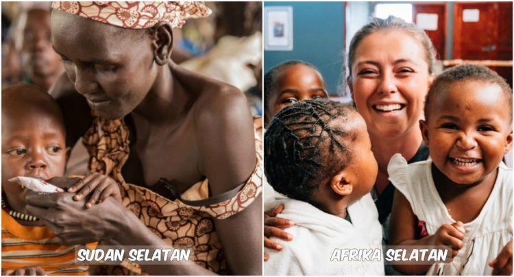 Potret Asli Afrika Vs Anggapan Banyak Orang