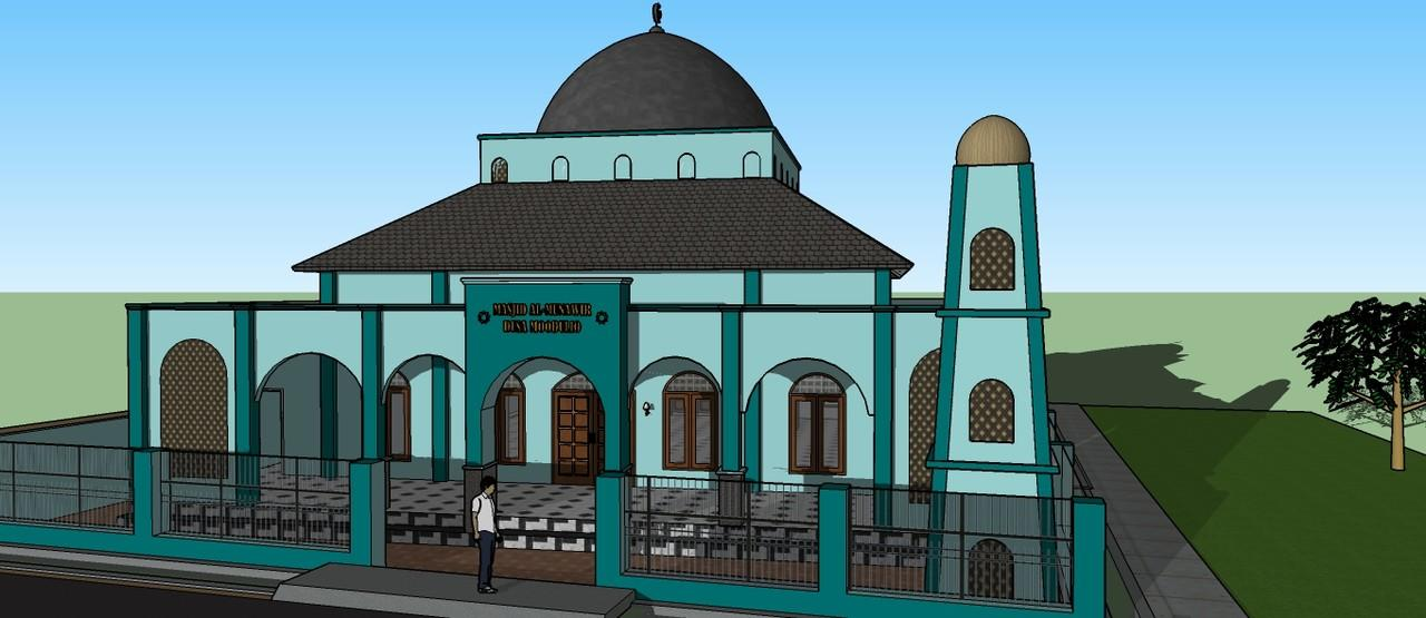 ==The Power Of 2.000 For Our Mosque==