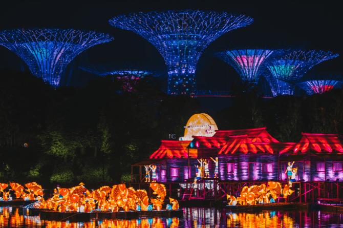 Saatnya Impian Jadi Nyata : Singapura Tempat Meleburnya Modern & Sejarah Budaya