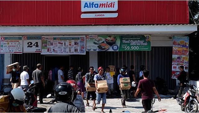 Ganti Rugi Penjarahan Tak Dibayar, 9 Pengusaha Palu Gugat Presiden dan Mendagri
