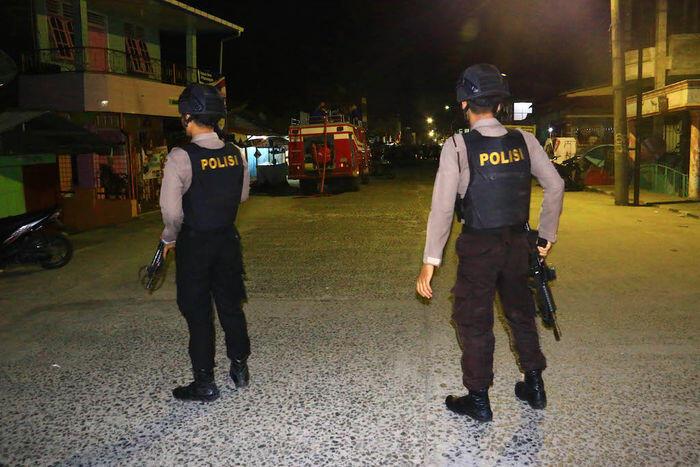 Bom Sibolga tak ancam keamanan pemilu