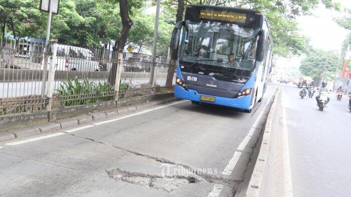 Ini Rencana Rute Baru Transjakarta di Tangsel