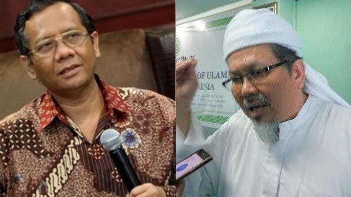 Tengku Zulkarnain Minta Maaf Soal RUU PKS, Mahfud MD Sebut Penyelesaian di Pengadilan