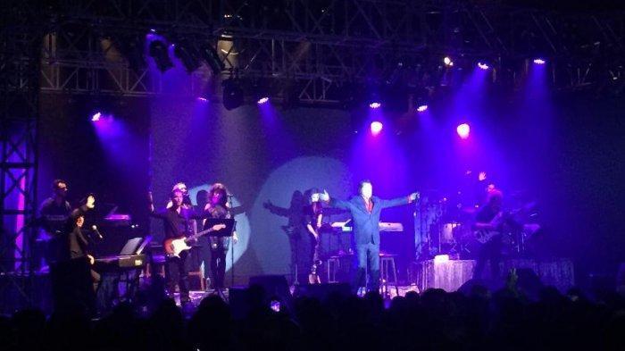 Engelbert Humperdink Akui Sempat Gugup Jelang Konser di Jakarta