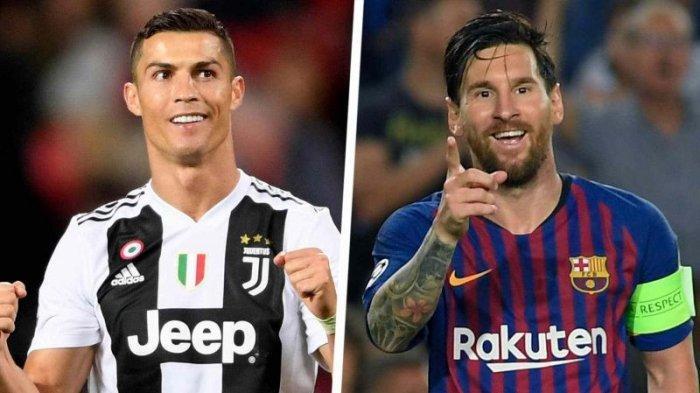 Lionel Messi Puji Kecemerlangan Cristiano Ronaldo: Malam Luar Biasa!