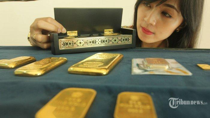 Hari Ini, Emas Antam Dijual Rp 671.000 per Gram