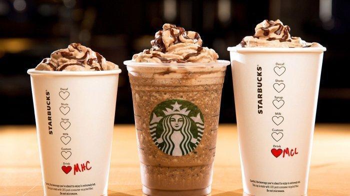 Kenapa Ukuran Gelas Kopi Starbucks Bukan Small, Medium, dan Large? Ini Alasannya