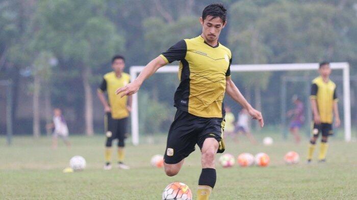 Top Scorer Piala Presiden 2019, Gavin Kwan Adsit Masuk Deretan Pemain Tersubur