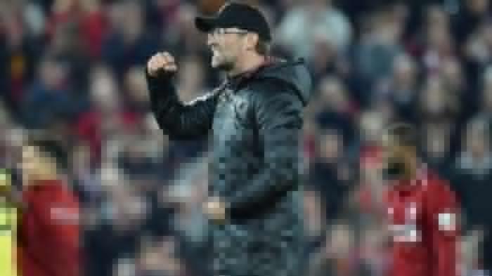 Dua Pemain Liverpool Bikin Juergen Klopp Frustrasi