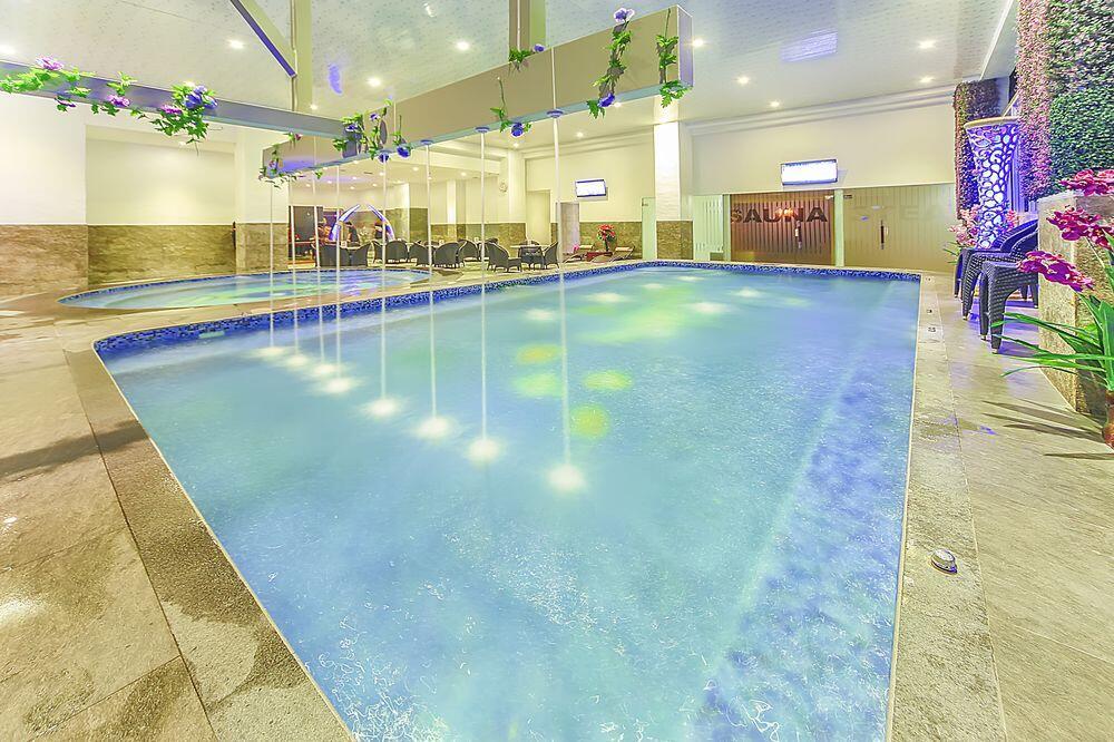 New spa batam city hotel