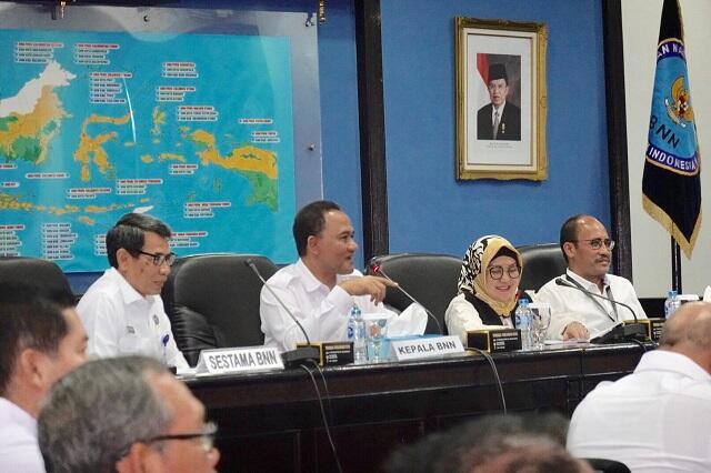 Kementerian PANRB Dorong BNN Beri Layanan di MPP