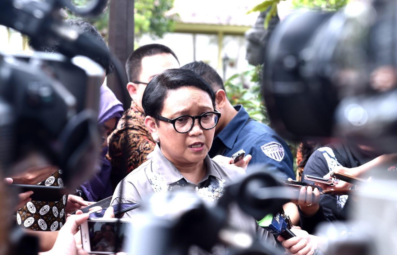 Pertemuan Presiden-Menlu Thailand Bahas Krisis Rakhine State dan Indo-Pasifik