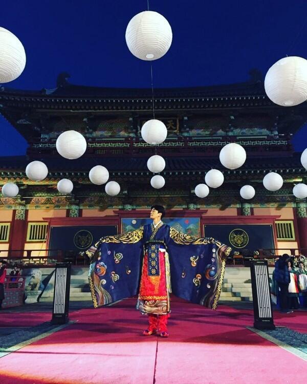 10 Fakta Shin Sung Rok, Pemeran Lee Hyuk di Drama 'The Last Empress'