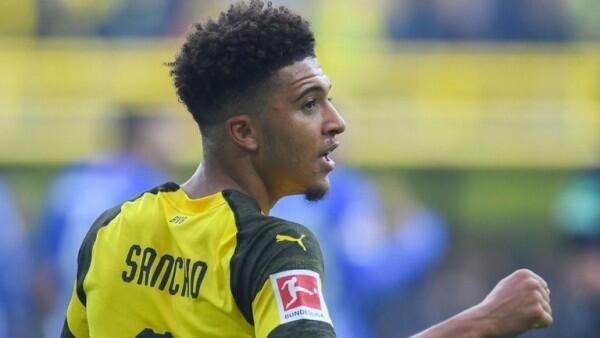 Jadi Incaran United, Dortmund: Sancho Tidak Dijual!