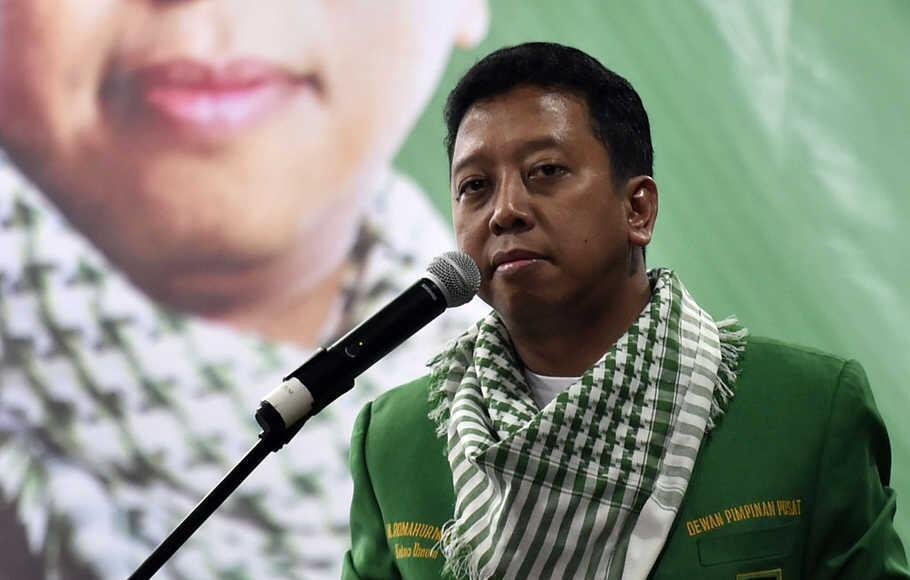 Kasus OTT Romahurmuziy Bakal Seret Menag Lukman Hakim?