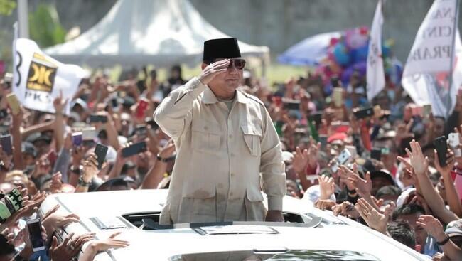 Siapa Sebar Kampanye Hitam Prabowo Dipersepsikan Nasrani?
