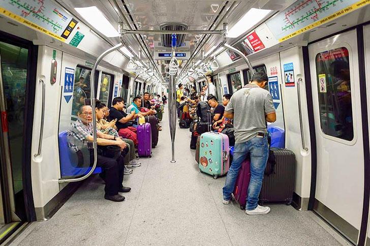 Fakta Menarik Seputar Transportasi di Singapura - Saatnya Impian Jadi Nyata