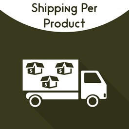 Magento 2 Shipping per Product Extension by MageComp