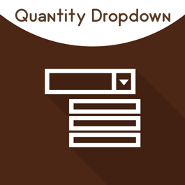 Magento 2 Quantity Dropdown Extension by MageComp