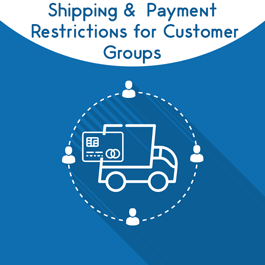 Magento 2 Shipping & Payment Restrictions for Customer Groups Extension by MageComp