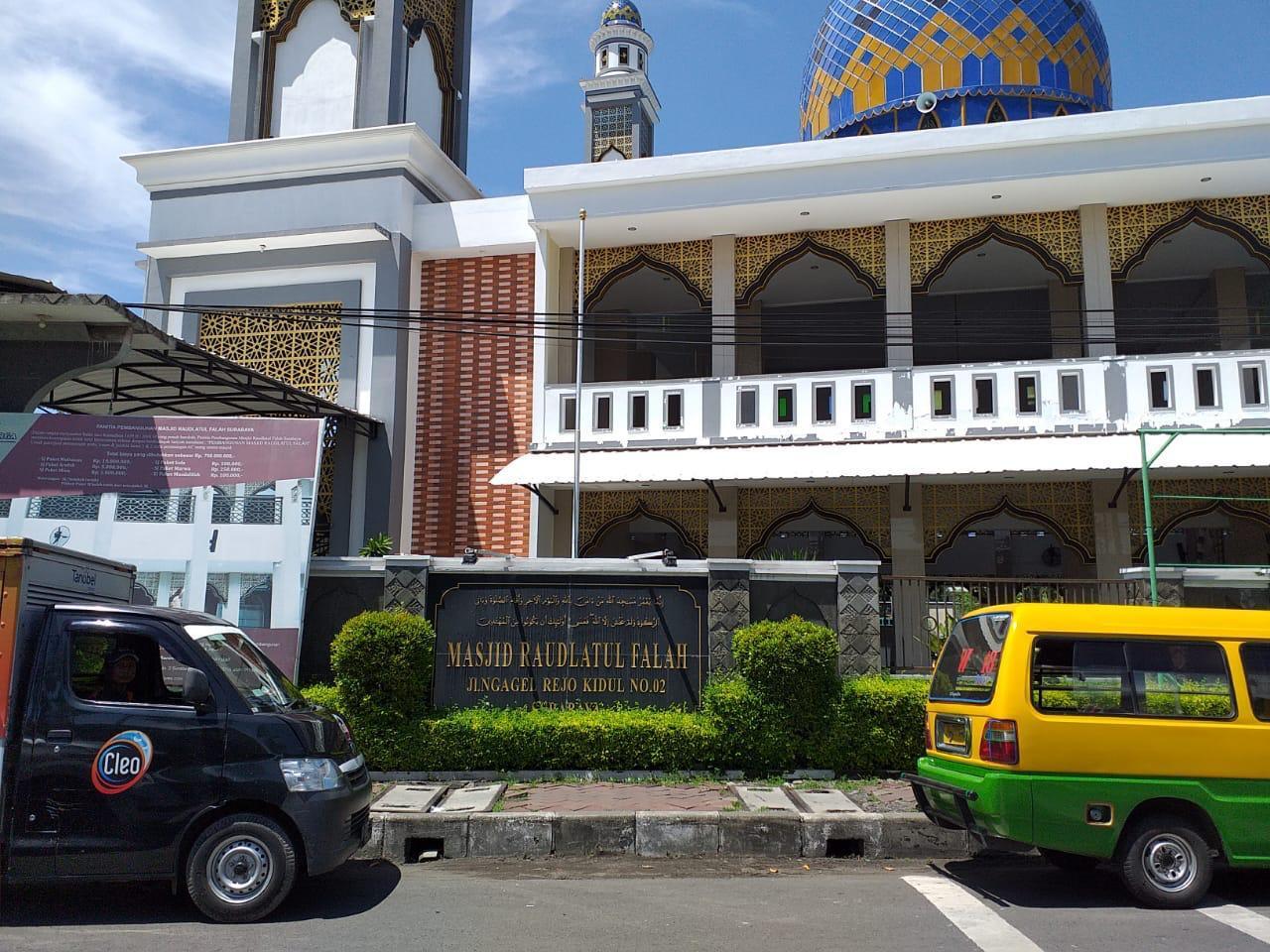 Pemkot 'Main-main' dengan Masjid