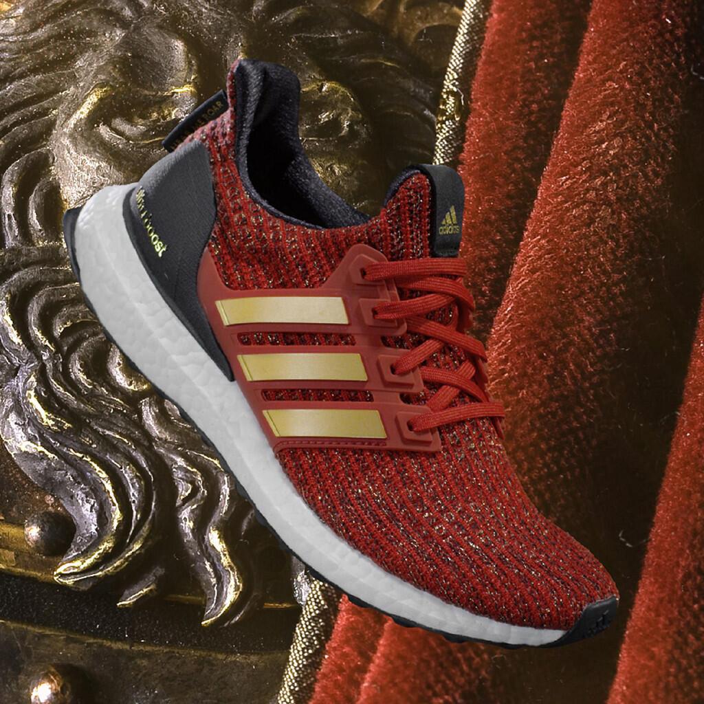Adidas Bakal Rilis Sneakers Kolaborasi Lagi Nih, Penggemar GoT Mana Suaranya?!