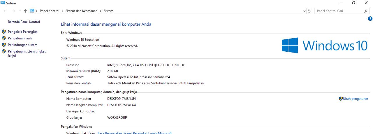 UPGRADE RAM ASUS X455L, RAM TIDAK TERDETEKSI OLEH SISTEM, BISA OLEH CPUZ DAN SPECCY