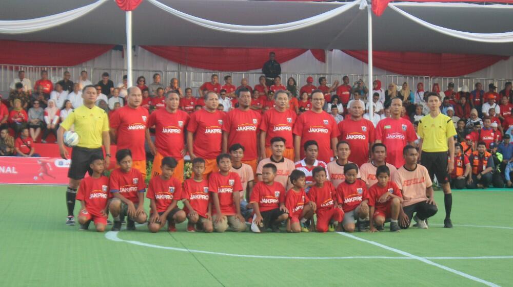 Jakarta Kick Off Menjadi Sejarah Pembangunan Jakarta International Stadium