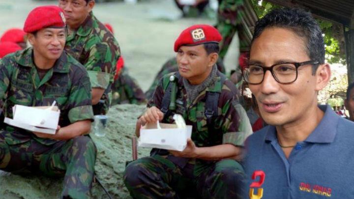 Sandiaga Tantang Pernyataan Agum: Serahkan Buktinya, Prabowo Sangat Mendukung