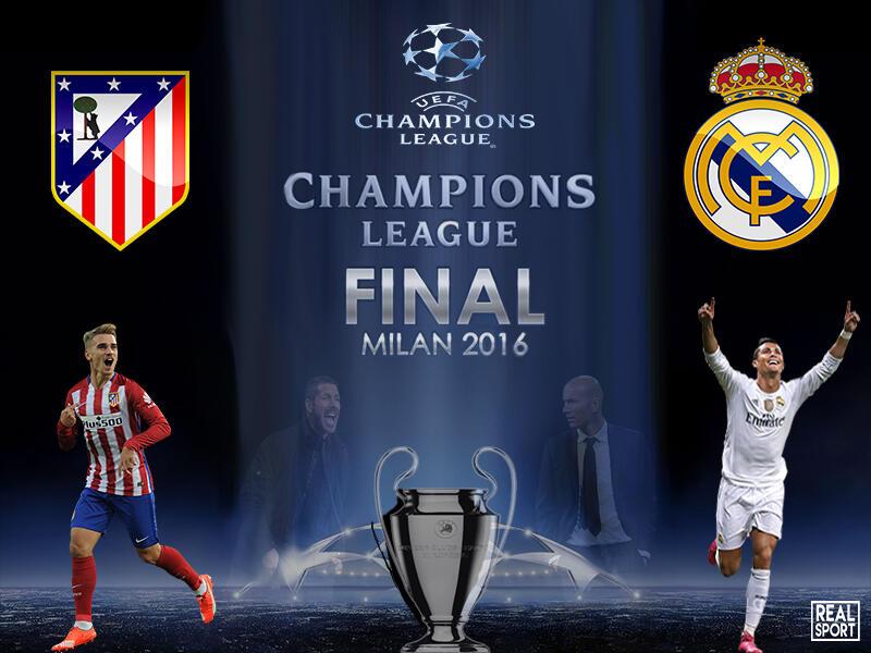 Di Balik Kesuksesan Reak Madrid Juara UCL 2015-2016 vs Atletico Madrid