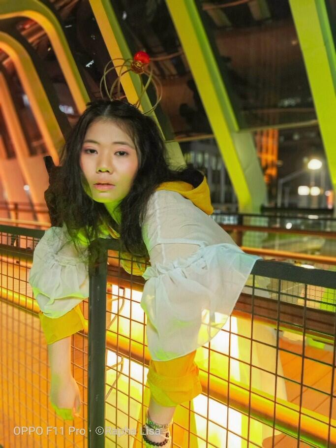 OPPO F11 Pro, Untuk Anak Muda Gaul yang Suka Night Photography
