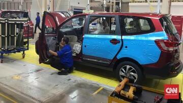 Pajak Baru Otomotif Diduga Dongkrak Harga Mobil Konvensional