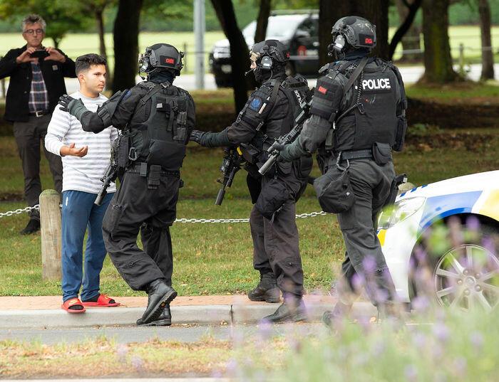 Penembakan di Christchurch, 40 tewas, 3 WNI selamat