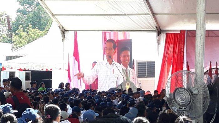 Ditanya Cita-citanya, Jawaban Pelajar SMP Ini Malah Ingin Menangkan Jokowi di Pilpres