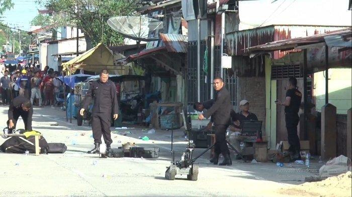 Pasca Tangkap Abu Hamzah, Densus 88 Amankan 7 Terduga Teroris Lainnya
