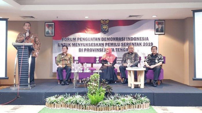 Partisipasi Masyarakat dalam Pemilu Jadi Simbol Demokrasi Indonesia