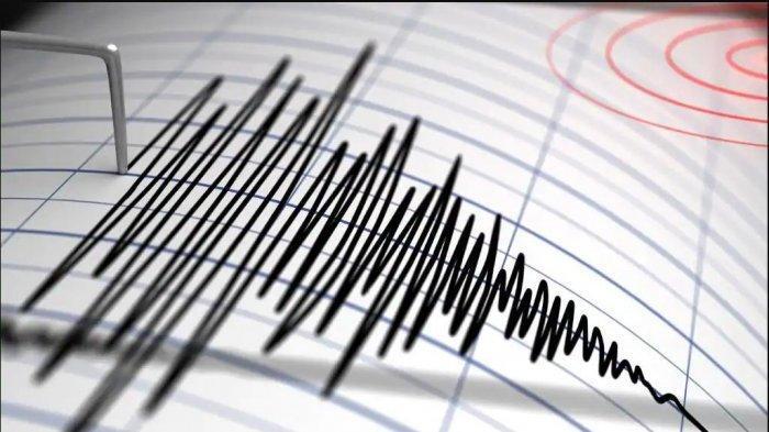 Gempa Hari Ini - Gempa Tektonik Guncang Kefamenanu NTT, Tidak Berpotensi Tsunami