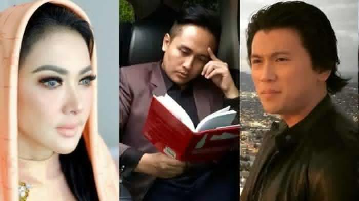 Denny Darko Berikan Nasihat kepada Reino Barack Soal Pernikahannya dengan Syahrini