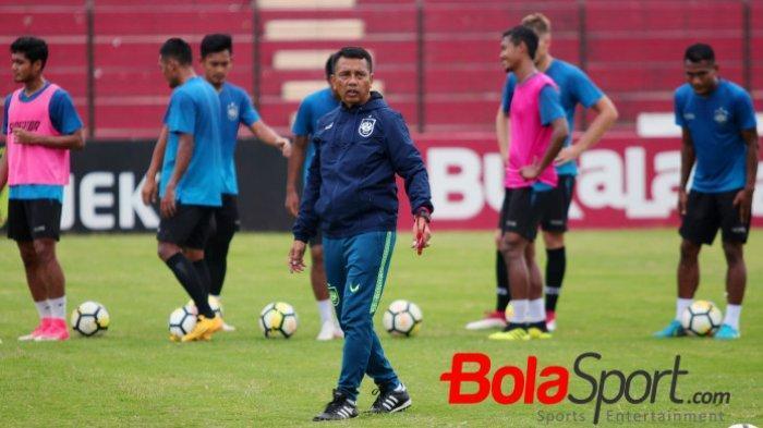 Jafri Sastra Puji Soliditas Pemain PSM Makassar